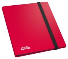 Ultimate Guard - 4-Pocket FlexXfolio - Red