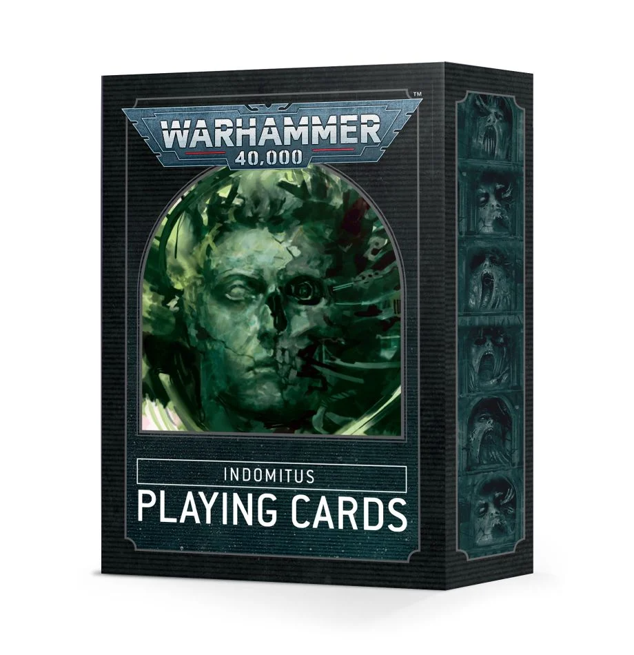Indomitus Playing Cards