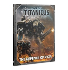 Adeptus Titanicus - The Horus Heresy - The Defence of Ryza
