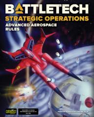 Battletech - Strategic Operations: Advanced Aerospace Rules