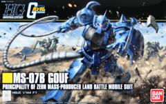 Gundam HG Universal Century - MS-07B-3 Gouf #196