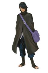 Banpresto - Boruto - Naruto Next Generations - Shinobi Relations Sasuke
