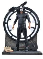 The Crow Movie Gallery PVC Statue (Diamond Select)