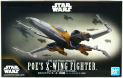 Star Wars Model Kit - Poe's X-Wing Fighter (The Rise of Skywalker)