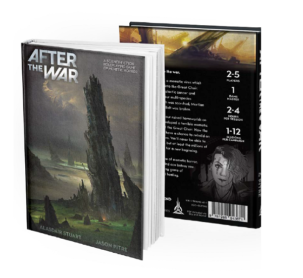 After the War RPG HC
