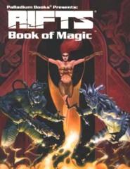 Rifts - Book Of Magic Hardcover
