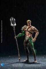 Injustice 2 - Aquaman PX Action Figure (1/18) (Hiya Toys)