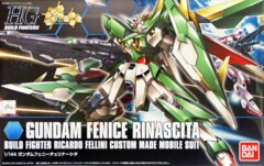Gundam HG Build Fighters - Gundam Fenice Rinascita (1/144)