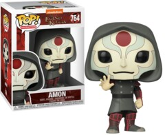 Pop! Animation - The Legend of Korra - Amon (Funko #764)