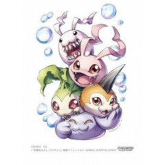 Carddass Sleeves - Digimon - Childhood 60 ct