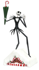 Nightmare Before Christmas Gallery - What's This? Jack Skellington PVC Statue