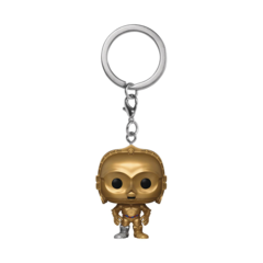 Pocket Pop! - Star Wars - C3PO Keychain