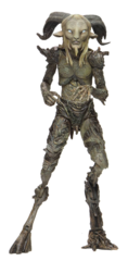 Pan's Labyrinth - Old Faun 7 inch Action Figure (Guillermo Del Toro Signature Collection)