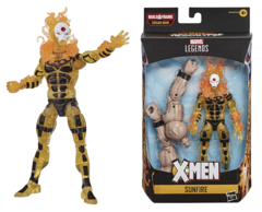 Marvel Legends - X-Men Age of Apocalypse - Sunfire 6in Action Figure (Hasbro)