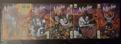 Morbius The Living Vampire (Marvel 2019) #1-5 (9.0+) Set of Connecting Variants by Juan Jose Ryp