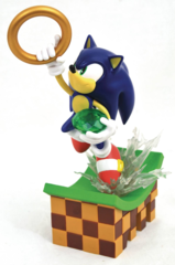 Sonic The Hedgehog - Sonic PVC Statue (Diamond Galler)