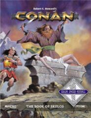Conan RPG - The Book of Skelos