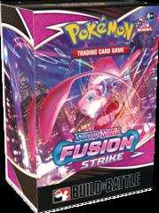 SWSH8 - Fusion Strike Build & Battle Box