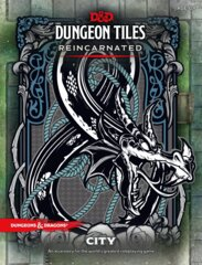 Dungeons & Dragons 5E Dungeon Tiles Reincarnated City