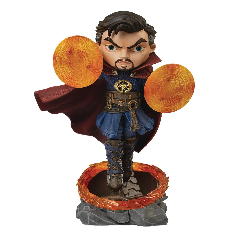 Minico Figures - Avengers Endgame - Dr Strange Vinyl Statue