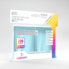 Gamegenic - Sleeves - Value Pack Standard 200 ct