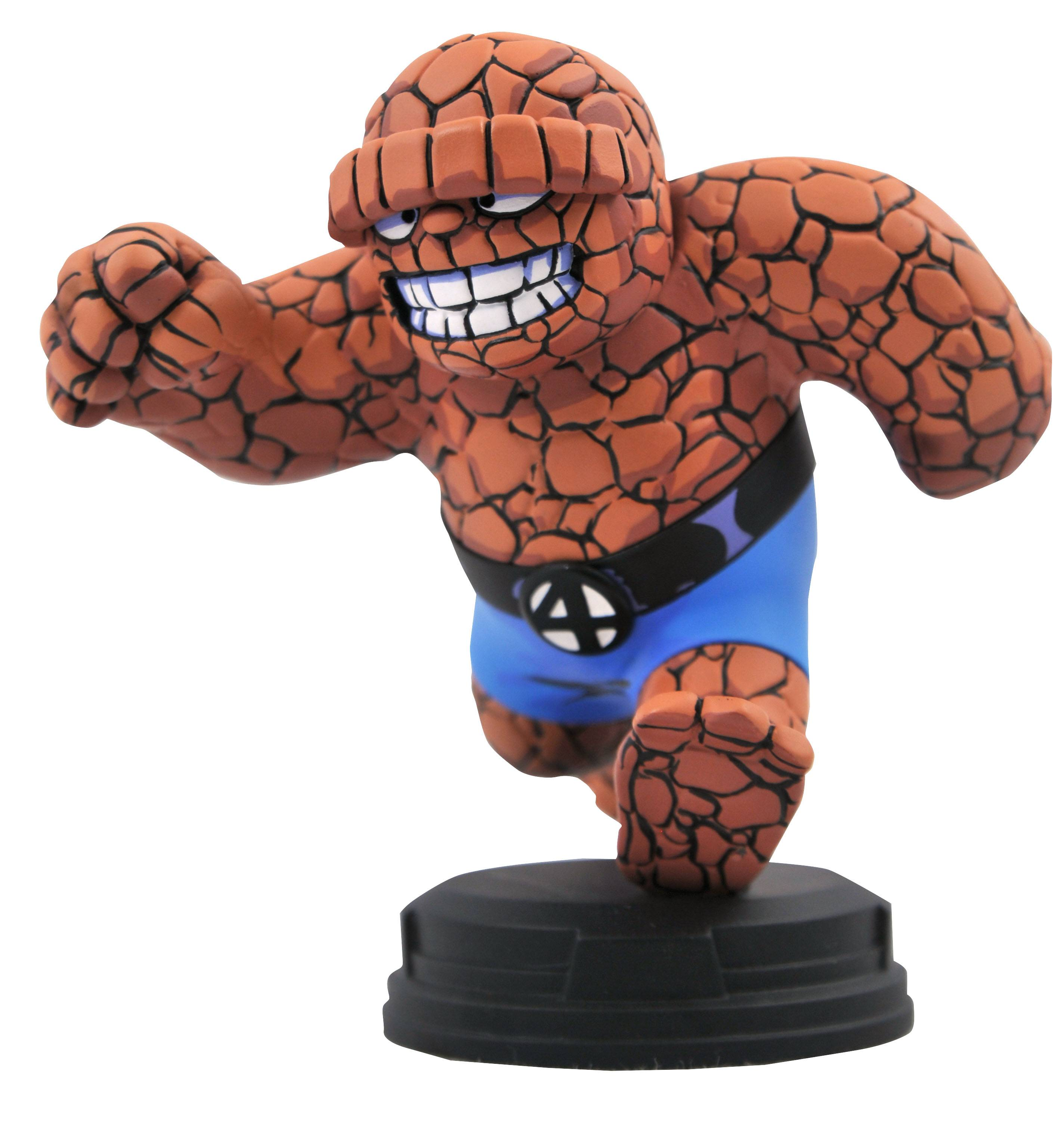 Marvel Animated - Thing Statue