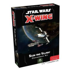 Star Wars X-Wing 2nd Ed - Conversion Kit - Scum and Villainy