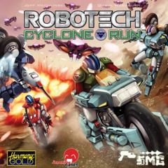 Robotech Cyclone Run