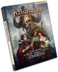 Pathfinder 2E - Lost Omens - Legends HC