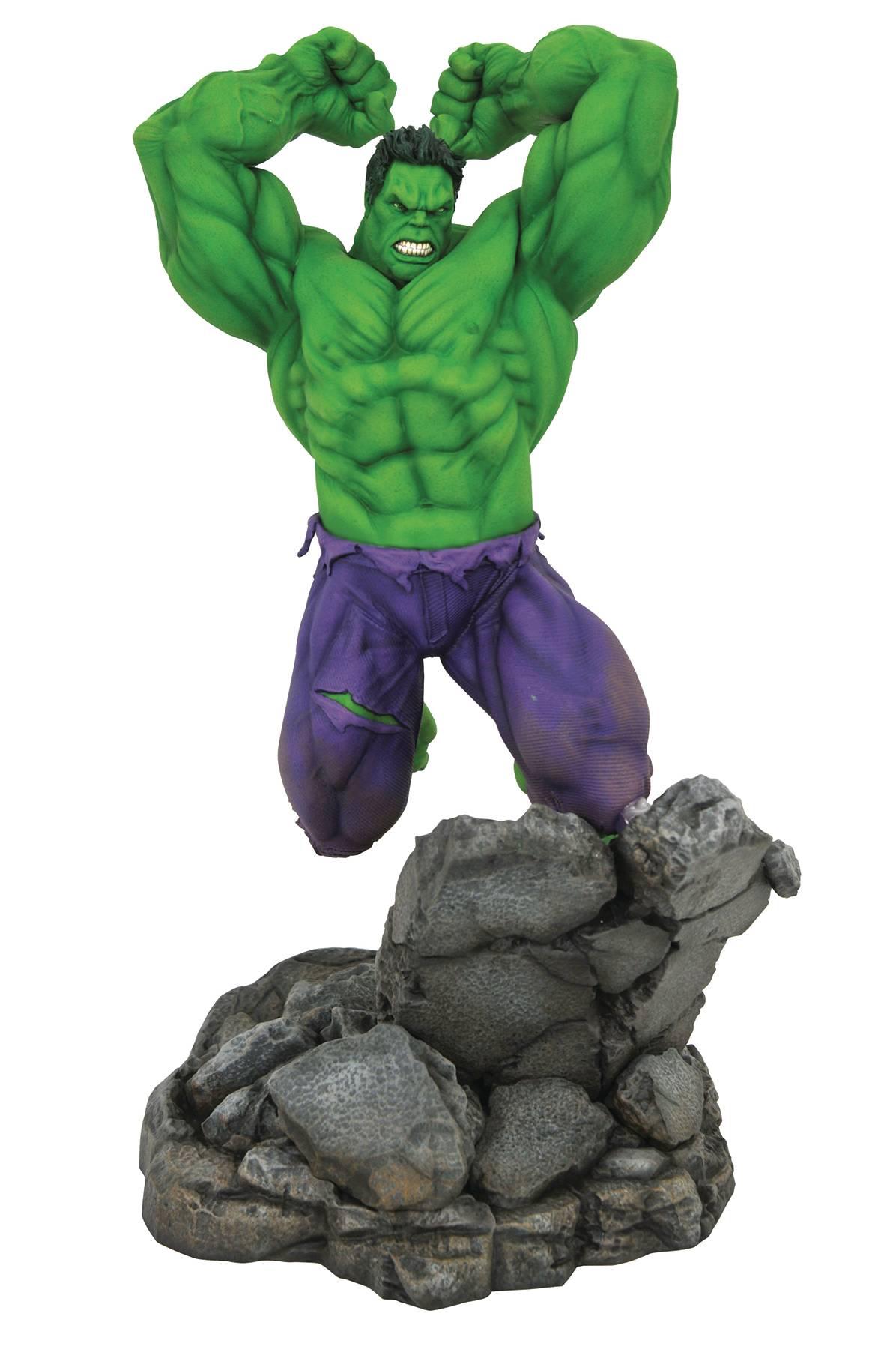 Marvel Premier Collection - Hulk Statue