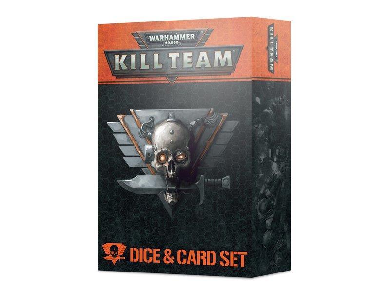 Kill Team - Dice & Card Set