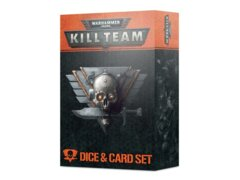 Kill Team - Dice & Card Set