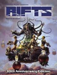Rifts - 30th Anniversary Commemorative Hardcover
