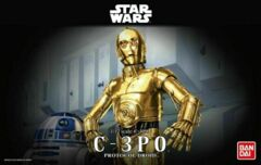 Star Wars Model Kit - C-3PO 1/12
