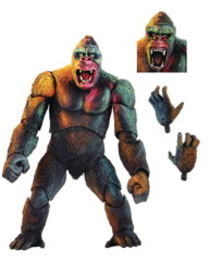 King Kong Illustrated Version Ultimate 7in Action Figure