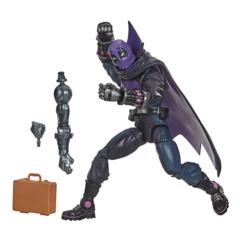 Marvel Legends - Spider-Man Into The Spider-Verse - Prowler Action Figure (Stilt Man BAF)
