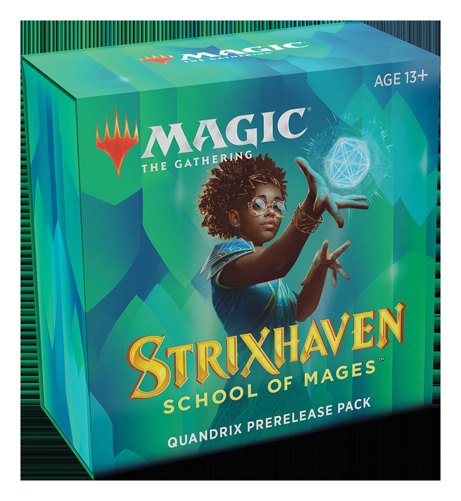 Strixhaven: School of Mages - Prerelease Pack - Quandrix