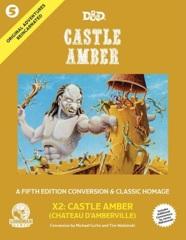 Dungeons & Dragons Original Adventures Reincarnated Vol. 5 Castle Amber 5E