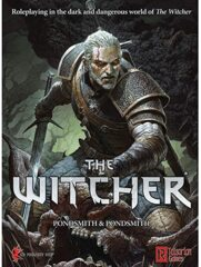 Witcher RPG Core Book