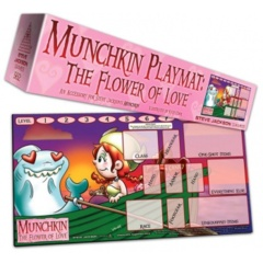 Munchkin Playmat - Flower of Love