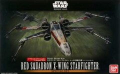Star Wars Model Kit - Red Squadron X-Wing Starfighter 1/72 & 1/144 Special Set