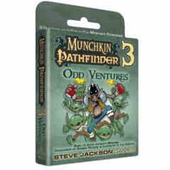 Munchkin Pathfinder: 3 Odd Ventures