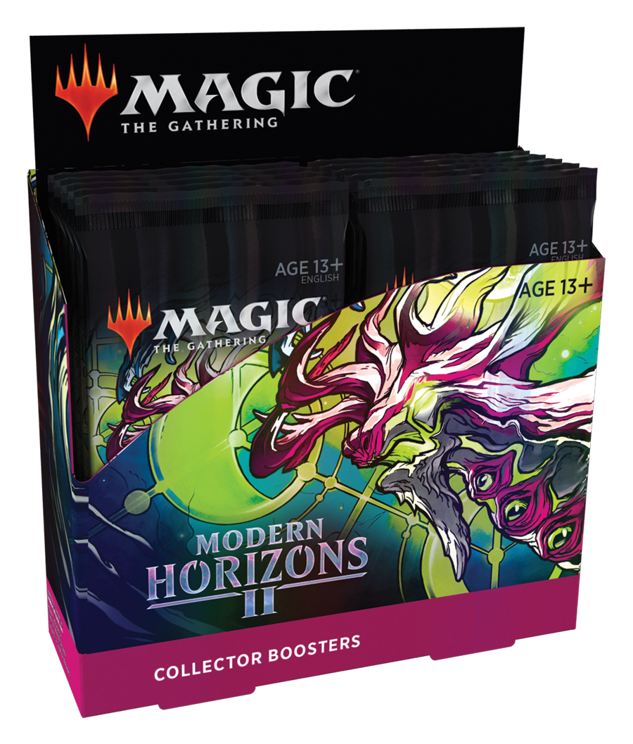Modern Horizons 2 Collector Booster Box (No Pay in Store, or Store Credit)