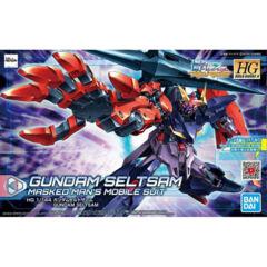 Gundam HGBD R - Gundam Seltsam - Masked Man's Mobile Suit (1/144)