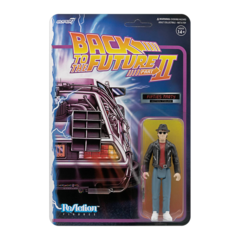 ReAction Figures - Back to the Future part II - Fifties Marty