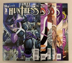 Huntress (DC 2011) #1-6 Set Paul Levitz 1 2 3 4 5 6 (8.5+)