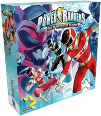 Saban's Power Rangers - Rise of the Psycho Rangers