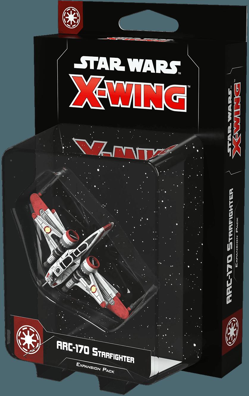 Star Wars X-Wing 2nd Ed - ARC-170 Starfighter