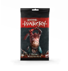 Warcry - Ogre Mawtribes