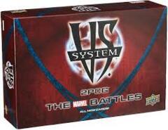 Vs System 2PCG The Marvel Battles
